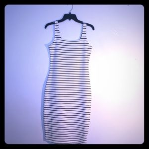 Primark striped dress